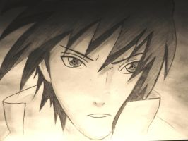 Uchiha Sasuke by Lemon-Yelloww