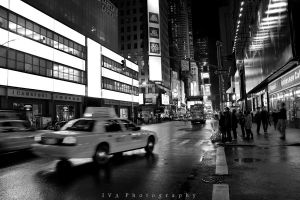 Times Square by ivolesoa