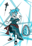 SU: Larimar by Faint-Requiem
