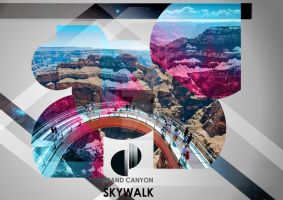 Grand Canyon Skywalk by ShadowSnake67