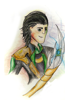 Loki Loki Loki by Swiftstart