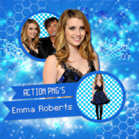 PNG Pack (25) Emma Roberts by PS-ID