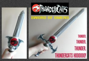 Thundercats - Sword of Omens by mikedaws
