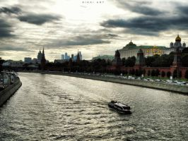 Moscow Day_ by ArtSlash13