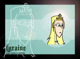 Queen Igraine by Bosshamster