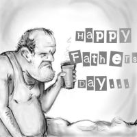 Happy Fathers Day by Heazy