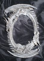 Dragon Frame Stock By MDFS by Mrs-Dani-Filth-Stock