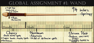 HA: Quincy's Wand by lucy12143
