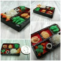 Bento box collage by kawaiibuddies