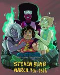 Steven Bomb tribute by HazuraSinner
