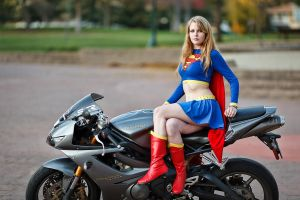 Supergirl 1 by OscarC-Photography