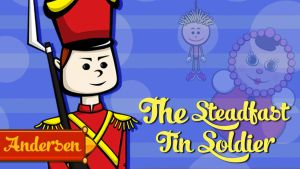 The Steadfast Tin Soldier Cartoon - Bedtime Story by hoangtram0708
