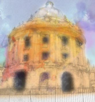 Radcliffe Camera, Oxford by redcatmoonlight