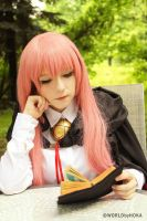 Keep reading by DaiyamondoWonderland