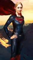 Girl of Steel by fanboiii