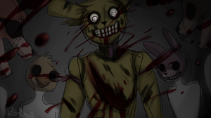 Springtrap by Bloodpus