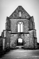 Abbaye des chateliers by VicDeS-P