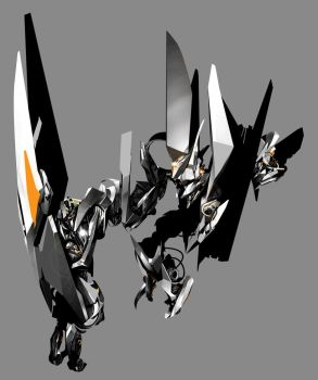 MOVIE CYCLONUS WIP 3 #transformers #conceptart by SGHILLUSTRATION