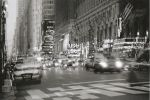 NYC street double exposure by Robzillart