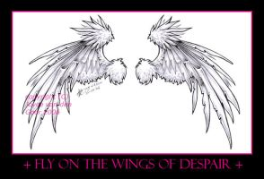 +Fly on the wings of Despair+ by daisyamnell