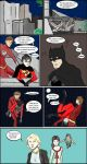 The New Young Justice: Back by magickmaker