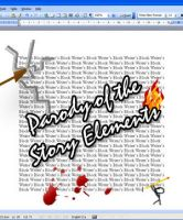Cover for Story Elements by Dreamweaver38