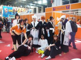 Super Bleach cosplay by ArienGreenleaf
