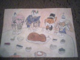 Thanksgiving 2015 by PrincessShannon07