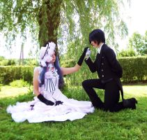 Yes, my Lady by Ayame-Aoi