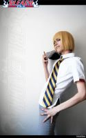 Hirako Shinji cosplay [school uniform] by InrasTEO