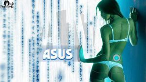 Asus wallpaper by AleksandarN