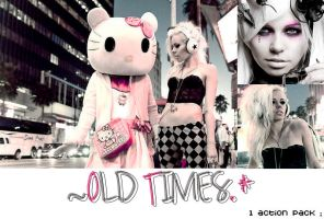 ATN: Old Times by niicoole