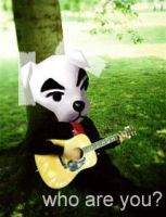 Who Are You? - K.K. Slider by MaddKaze