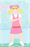 Helga says Hey...(Arnold!) by crysanthemum963