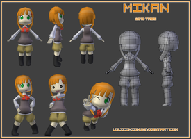 Mikan Spec Sheet by LolicOnion