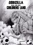 Godzilla Children's Land Front Cover by kaijukid