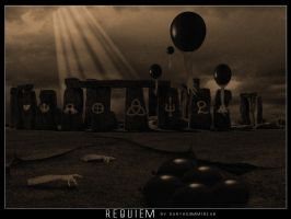 Requiem by DarthGummiBear