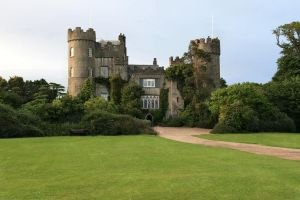Malahide Castle by Navanna