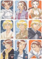 Star Wars Galaxy 5 - 001-009 by aimo