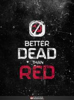 Better dead than red by N4020