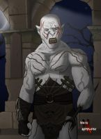 Azog by Applebybrothers