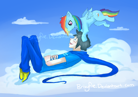 Fly With Me by Brixyfire