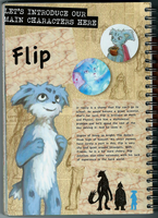 Flip's page by Snashyle