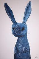 The Feaster Bunny by JamesyHeap