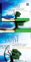 The Choice Of Faith by Romich-Studio