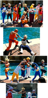 Otakon DBZ Shoot- Saturday by stinkulousreddous