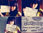 Fansign for Comofintor by Kami-Chan123