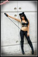 Cat Woman 01 by DesignerPhoto