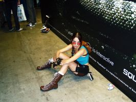 Igromir'11 classic Lara Croft 10 by TanyaCroft