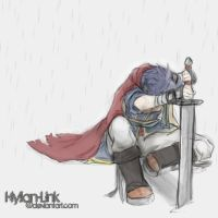 Defeated... by Hylian-Link